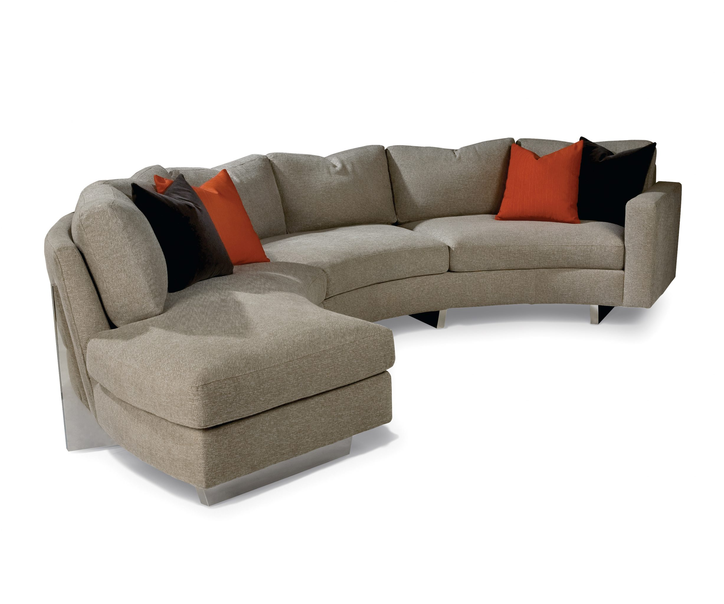Cool Clip Curved Sectional