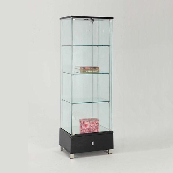 Quadrado Glass Vitrine