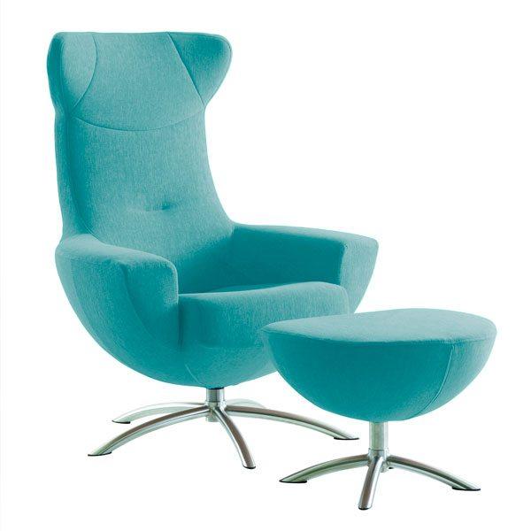 Baloo Chair & Ottoman