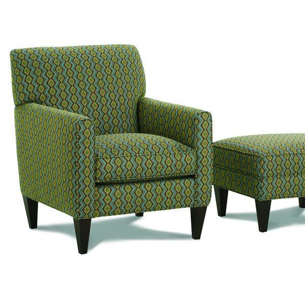 Mia Chair & Ottoman