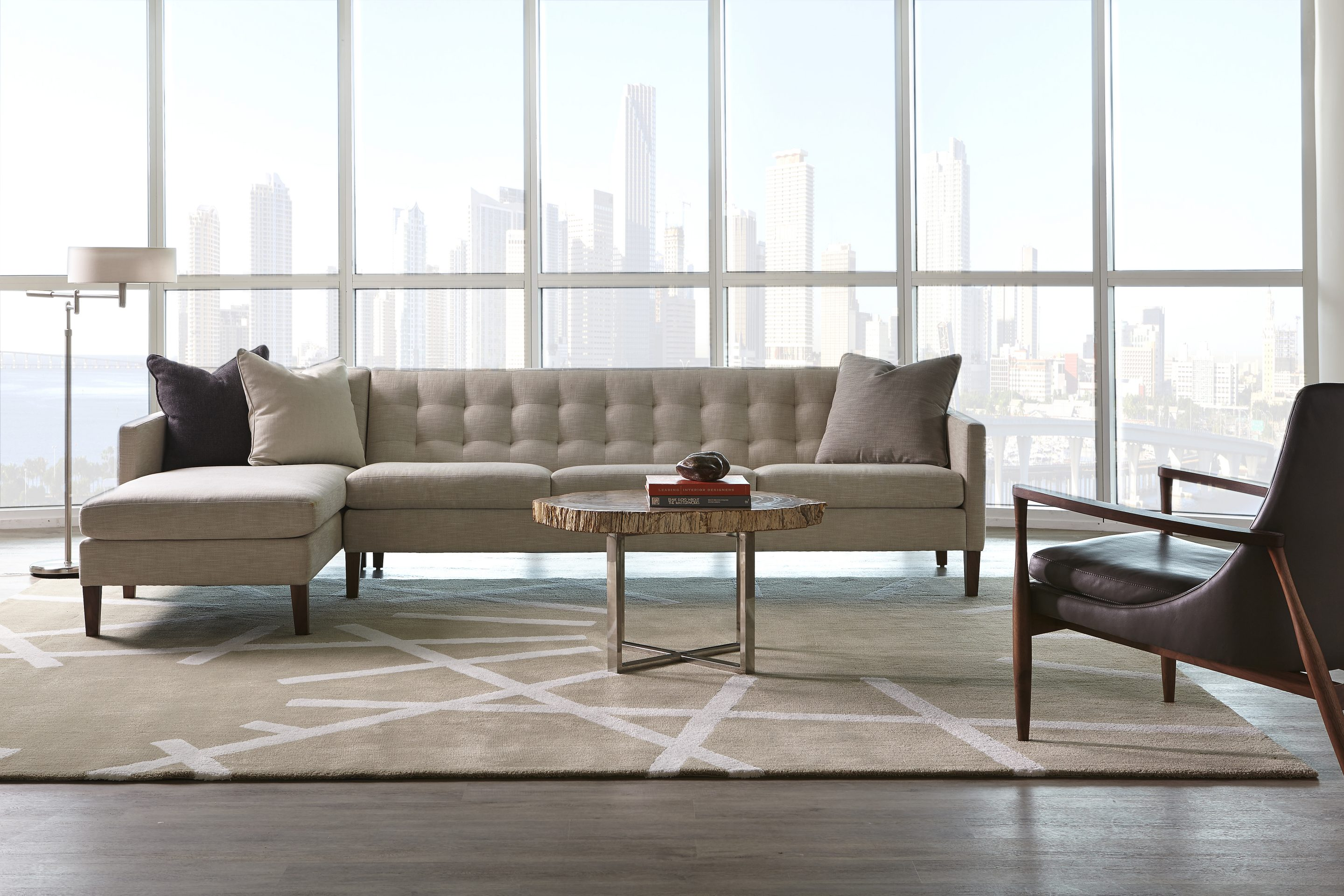 Ainsley Sofa & Sectional Group LaDiff