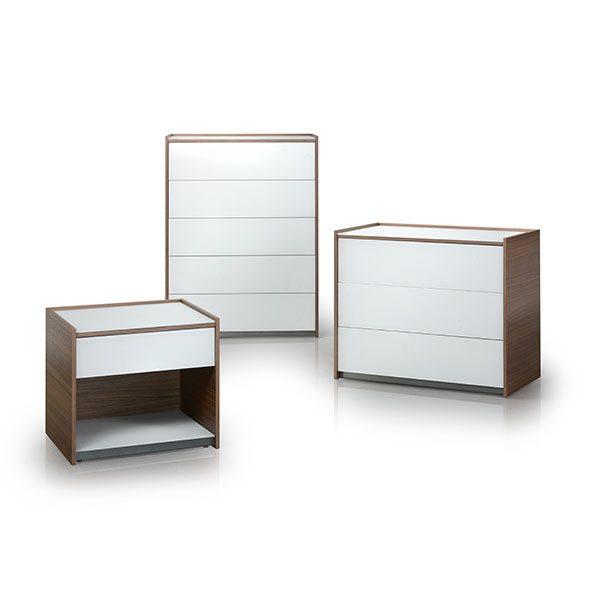 Kubik Bedroom Collection