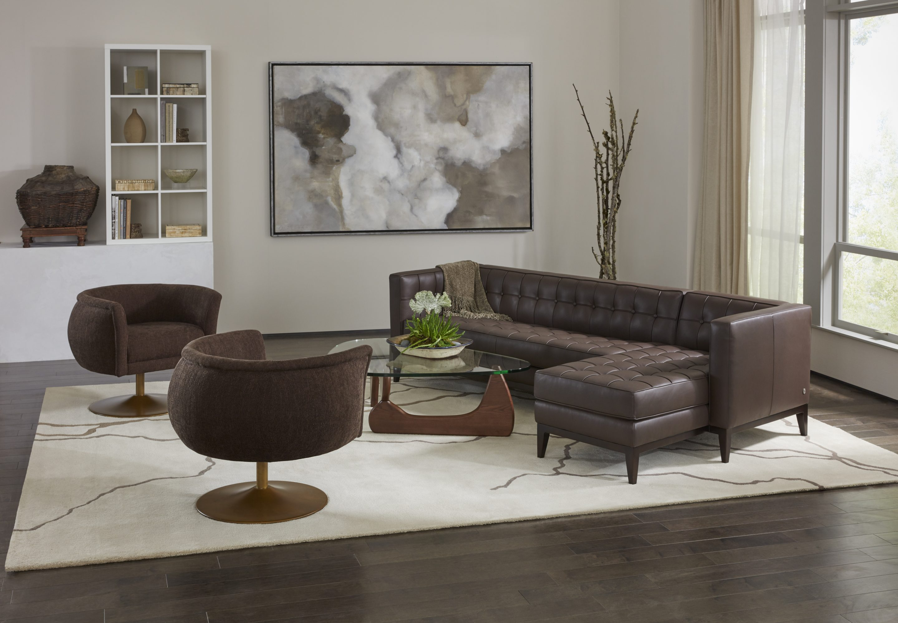 luxe-sectional-brown-leather