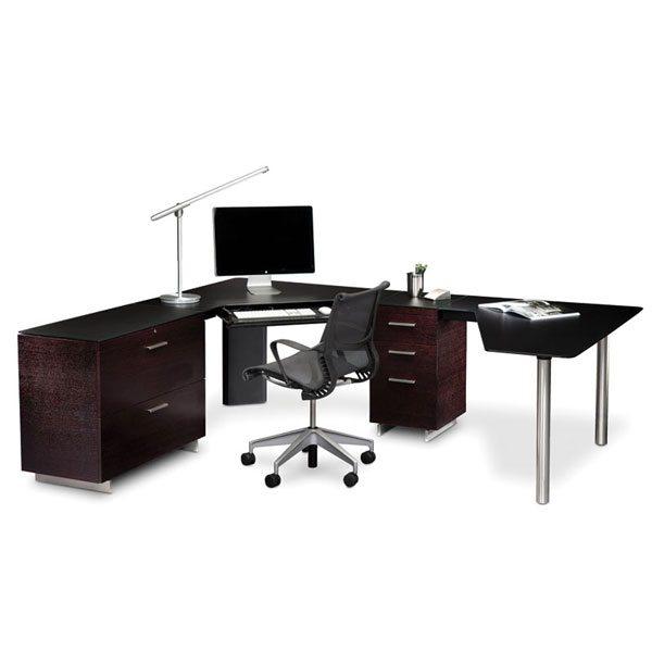 Sequel Peninsula & Corner Desks