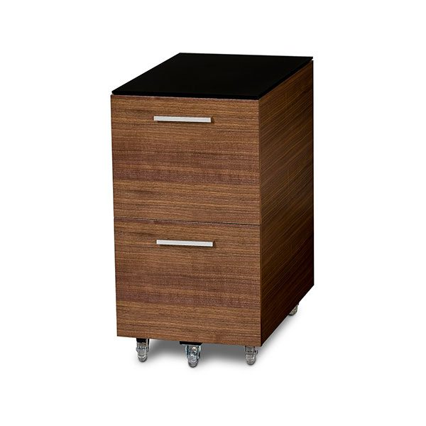 Sequel Tall 2 Drawer File Pedestal