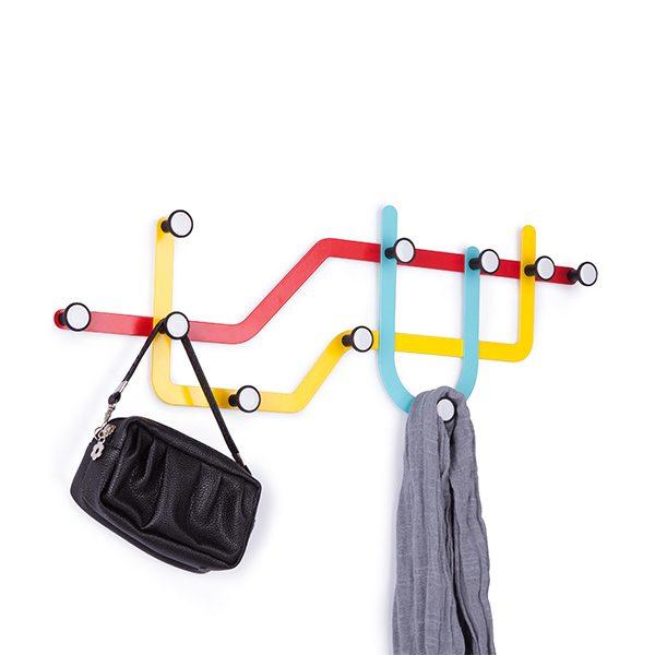 Subway Multi-Hook