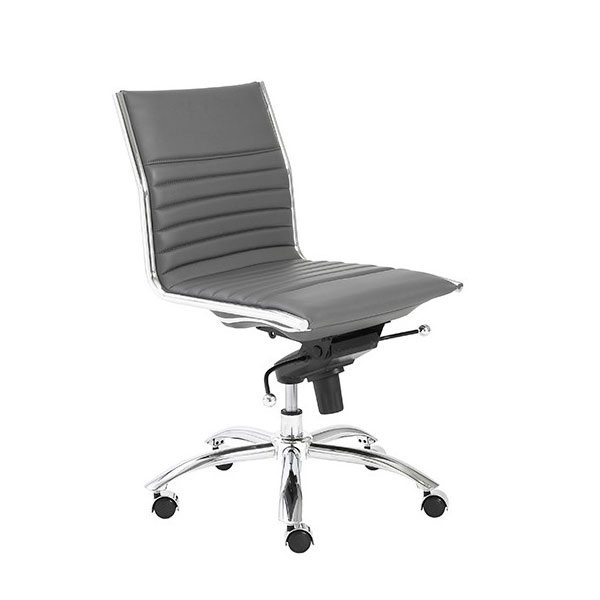 DIRK Armless Task Chair