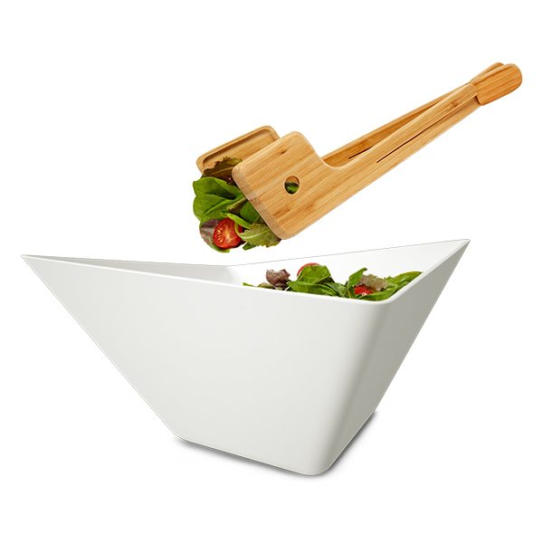 Forminimal Salad Bowl