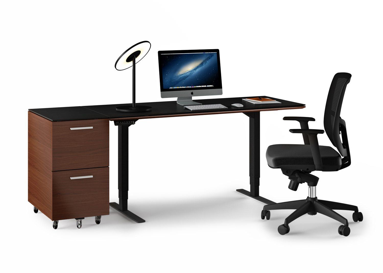 Sequel Lift Desk 6051 Bdi Cwl Height Adjule
