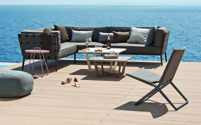 Choose the right Outdoor Furniture for your space
