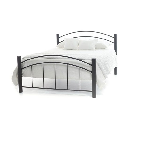 Rocky Metal Bed