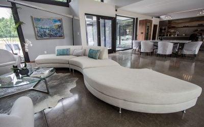 Frank & Cheryl's Modern Midlo Home