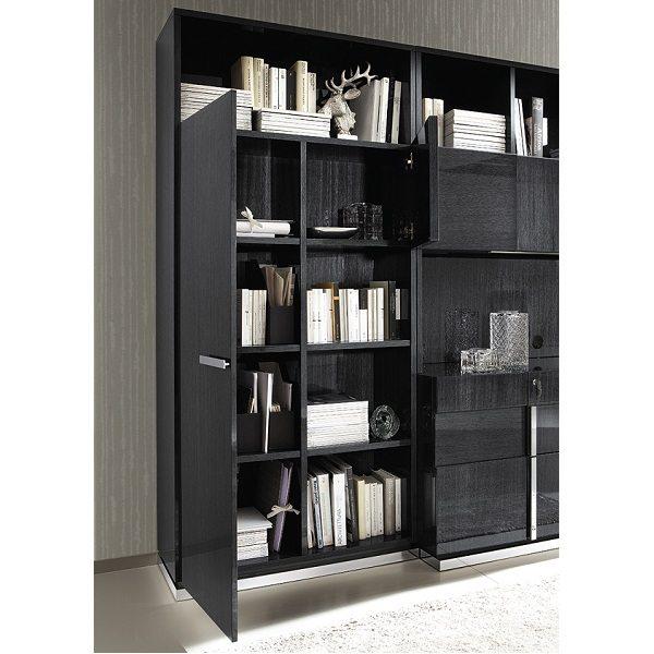 MonteCarlo Library Bookcase