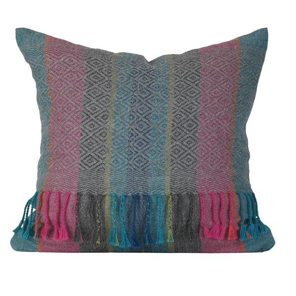 Diamond Alpaca Pillow