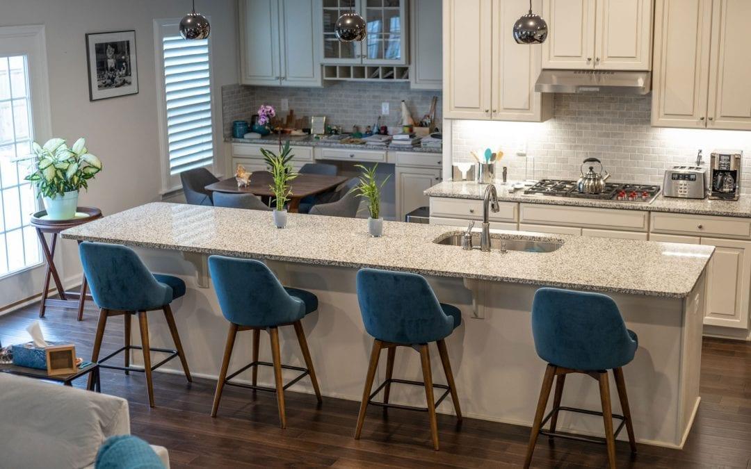 Rachel's Relaxed & Elegant Glen Allen Home