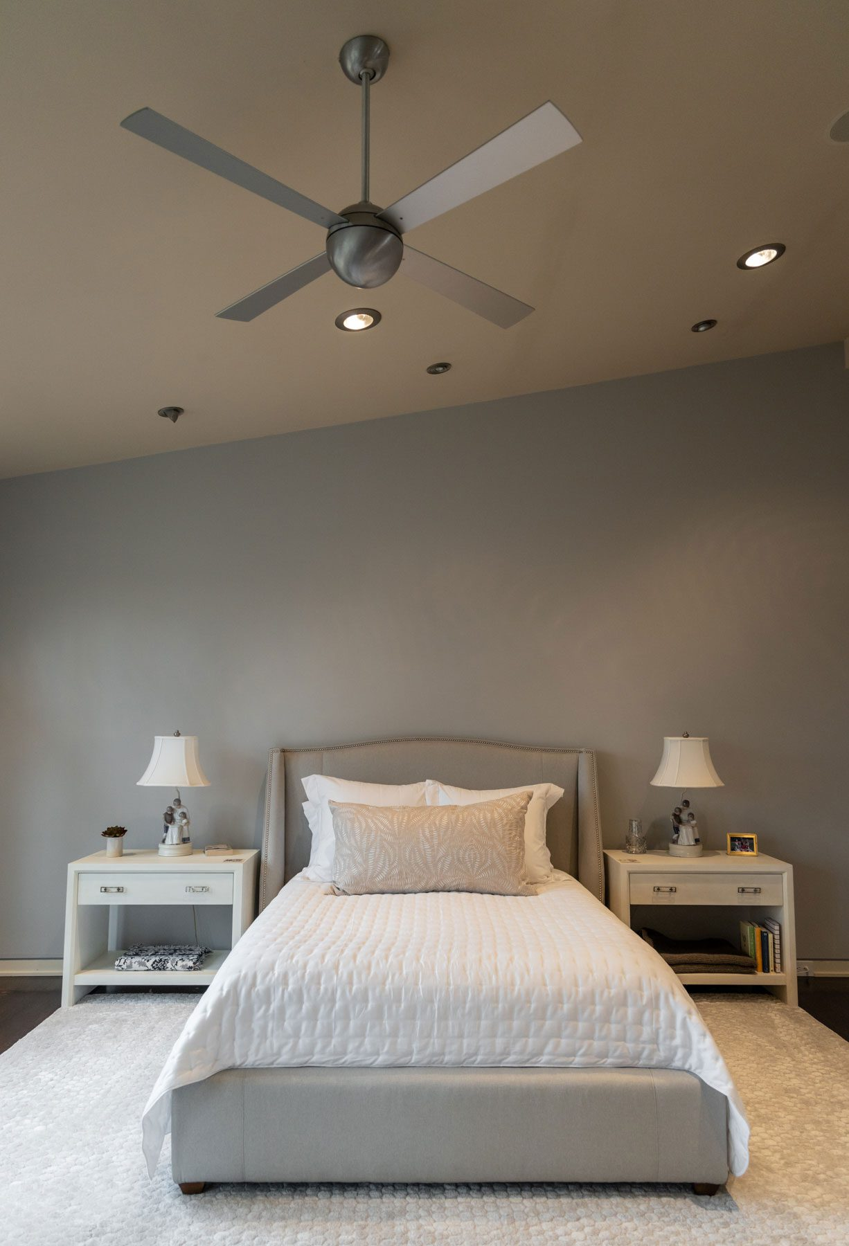 Richmond Riverside Drive Home Bedroom