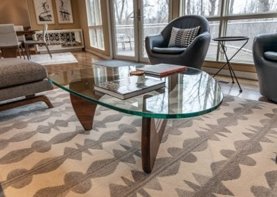 Richmond Riverside Drive Home Coffee Table