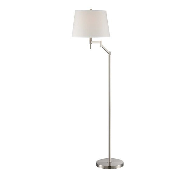 Eveleen Swing Arm Floor Lamp
