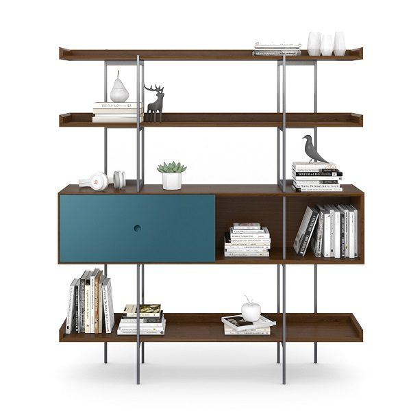 Margo Bookshelf Cabinet