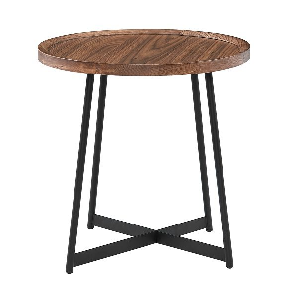 Niklaus Round Side Table
