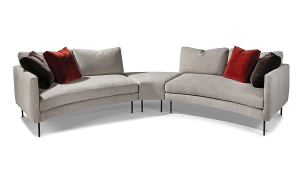 Slice Curved Sectional