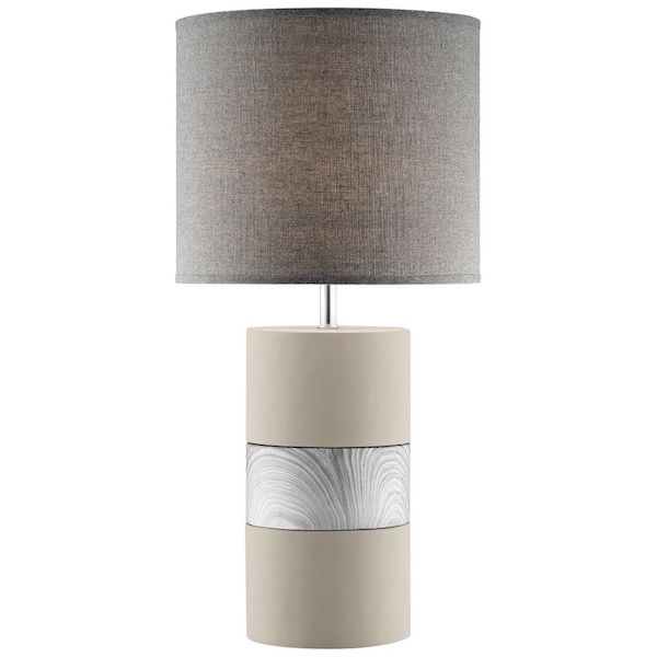 Tiago Concrete Table Lamp