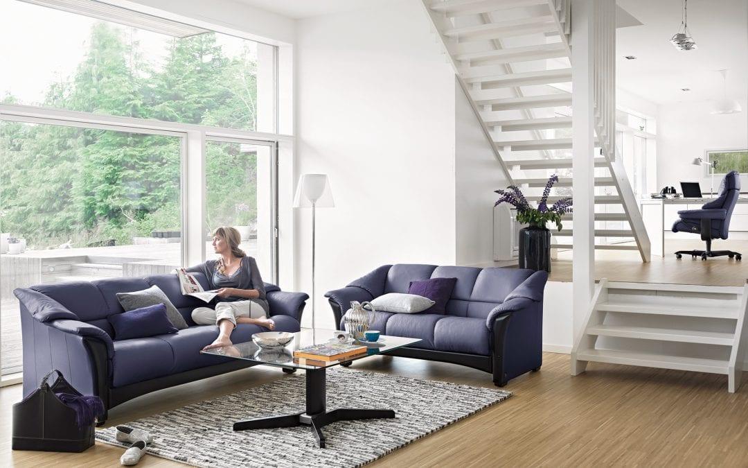 Ekornes Wing-Manhattan-Oslo Promotion