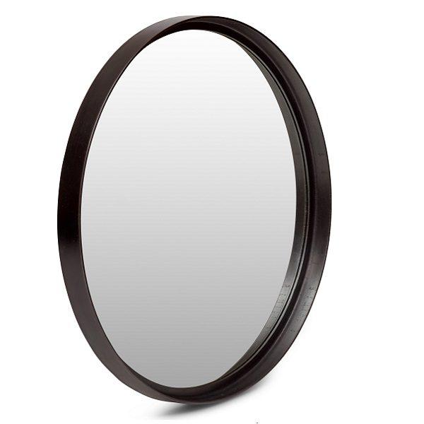 Samar Round Mirror