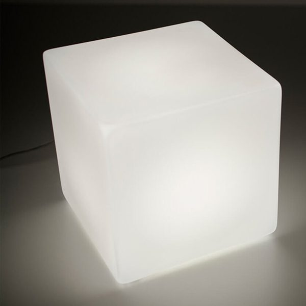 Boxy Accent Lamps
