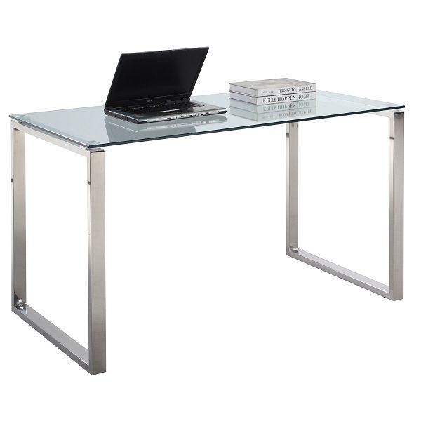 6931 Glass Desk