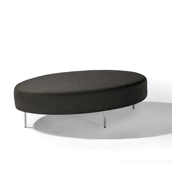 Slice Oval Ottoman