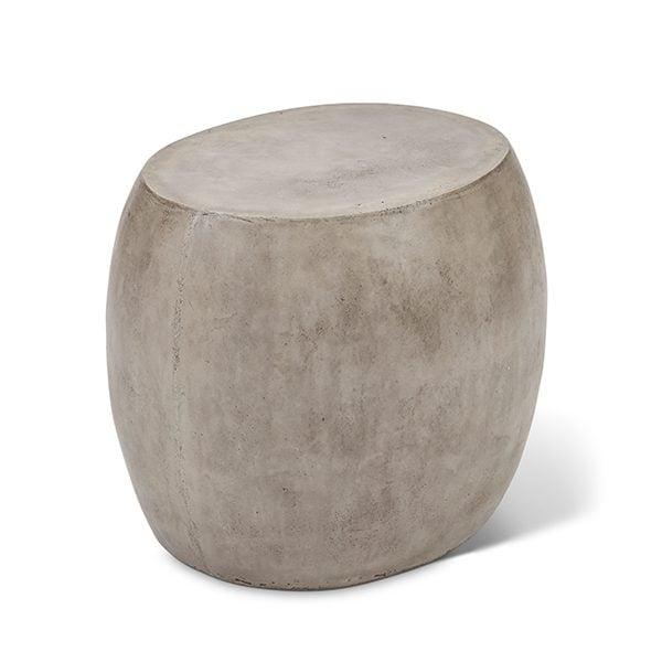 Pebble Concrete Tables