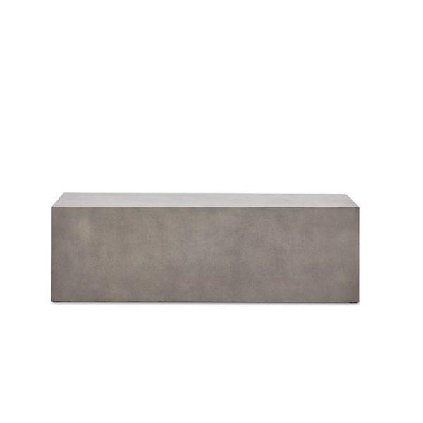 Una Concrete Bench