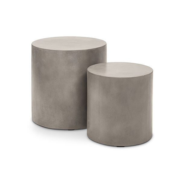 Una Concrete Pedestals