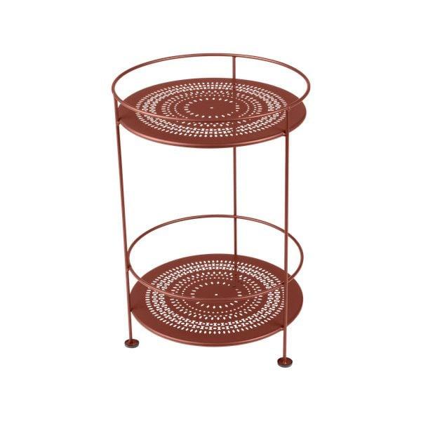 Guinguette 2-Tier Table