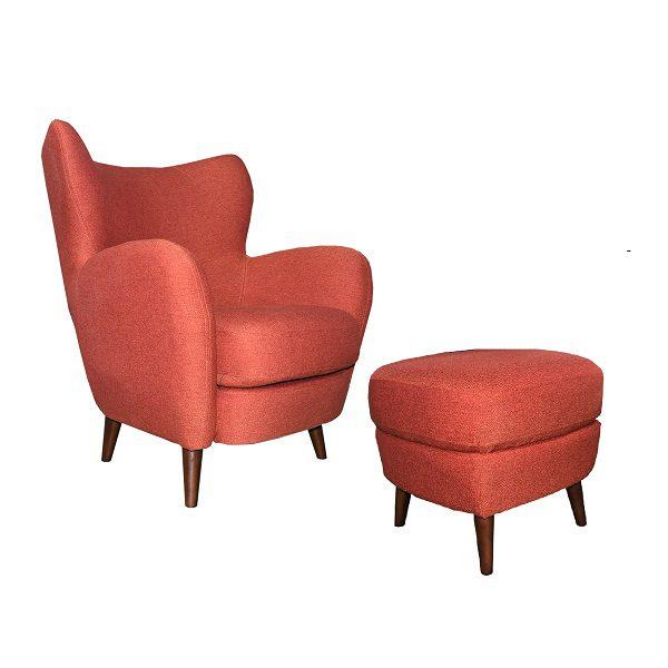 McCabe Chair & Ottoman