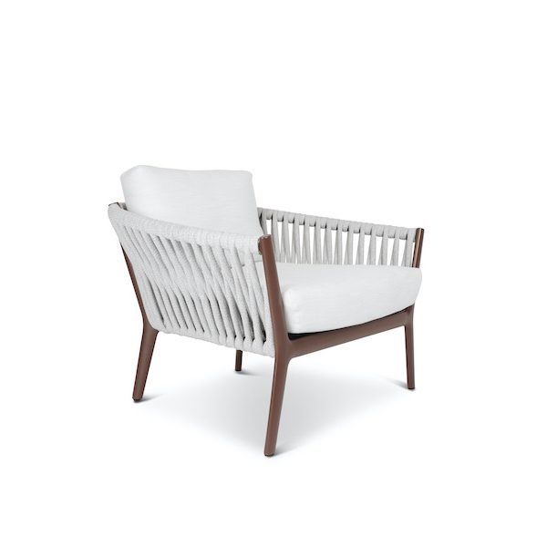 H Lounge chair