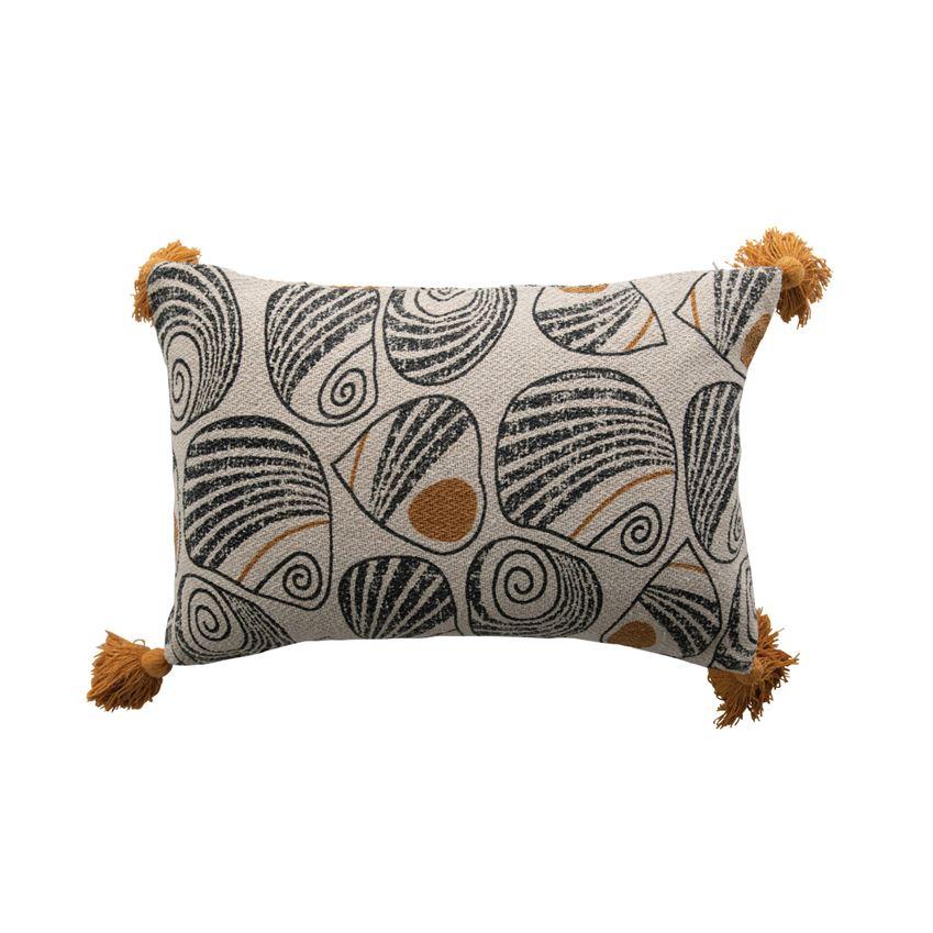 Shells Lumbar Pillow