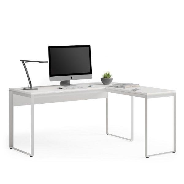 Linea Work Desk and Return