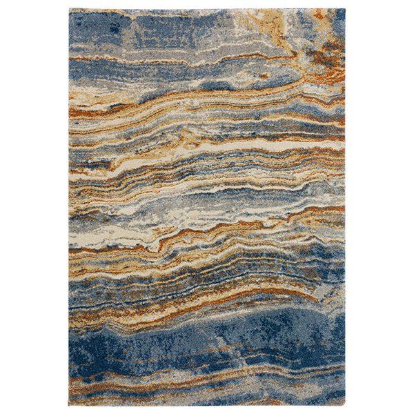Orleans Geode Shag Rug